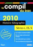 Adrien Boschet et Guillaume Dumont - Histoire-Géographie Séries L, ES, S - Annales corrigées.