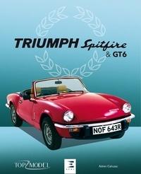 Adrien Cahuzac - Triumph Spitfire & GT6.