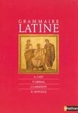 Adrien Cart et Pierre Grimal - Grammaire latine.