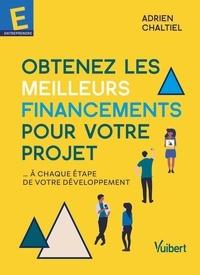 Adrien Chaltiel - Obtenez les meilleurs financements pour votre projet - A chaque étape de votre développement.