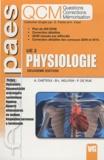 Adrien Chetioui et Bao-Long Nguyen - Physiologie UE 2.