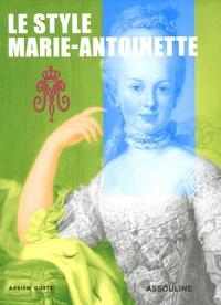 Adrien Goetz - Marie-Antoinette.