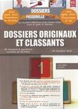Adrien Joseph et Igor Leleu - Dossiers originaux et classants.