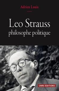 Leo Strauss, philosophe politique.pdf