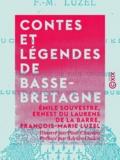 Adrien Oudin et Paul Chardin - Contes et légendes de Basse-Bretagne.