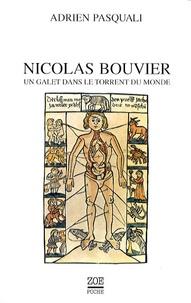 Adrien Pasquali - Nicolas Bouvier - Un galet dans le torrent du monde.