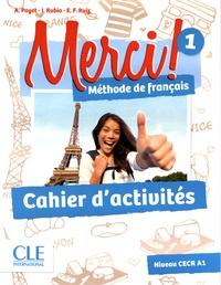 Merci ! 1- Cahier d'activités - Adrien Payet |
