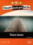 Adrien Payet - Sans issue - Niveau 5 B1. 1 CD audio