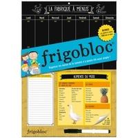 Adrien Siroy - Frigobloc - La fabrique à menus.