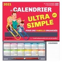 Adrien Siroy - Le calendrier ultra simple pour une famille organisée !.