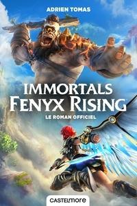 Adrien Tomas - Immortals Fenyx Rising - Le roman officiel.