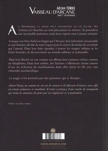 Vaisseau d'Arcane Tome 1 Les Hurleuses