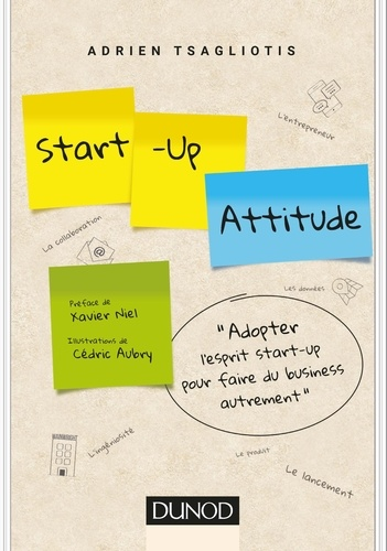 Start-up attitude - Format ePub - 9782100761210 - 13,99 €