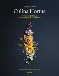 Adrien Zedda - Culina Hortus - Cuisine végétale gastronomique et créative.
