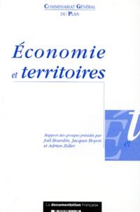 Adrien Zeller et Joël Bourdin - Économie et territoires.