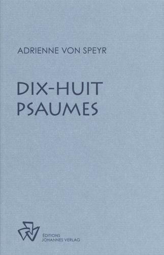 Dix-huit psaumes