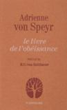 Adrienne von Speyr - .