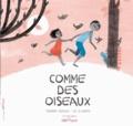 Adrienne Yabouza et  Lili la Baleine - Comme des oiseaux.