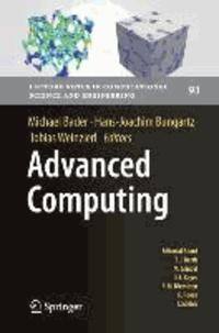 Advanced Computing.