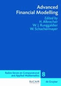 Advanced Financial Modelling.