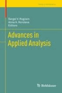 Advances in Applied Analysis.