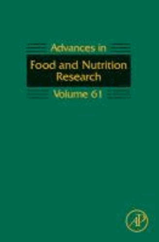 Advances in Food and Nutrition Research, Volume 61.