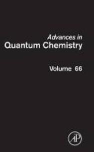 Advances in Quantum Chemistry 66.