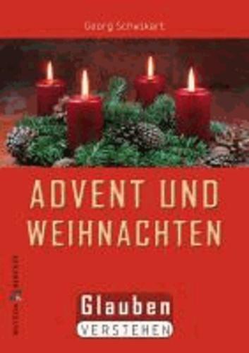 Advent und Weihnachten.