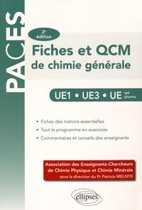 AECCPCM et Patricia Melnyk - Fiches et QCM de chimie générale.