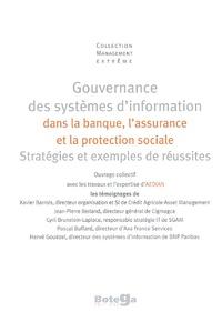 Deedr.fr La gouvernance des systèmes d'information dans la banque, l'assurance et la protection sociale Image