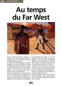 Deedr.fr Au temps du Far West Image