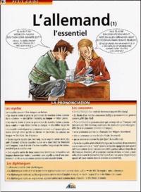 Aedis - L'allemand - Tome 1, L'essentiel.