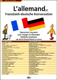 Aedis - L'allemand - Tome 2, Französich-deutsche Konversation.
