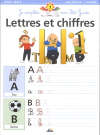 Aedis - Lettres et chiffres.