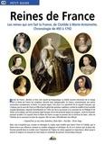 Aedis - Reines de France - Chronologie de 493 à 1792.