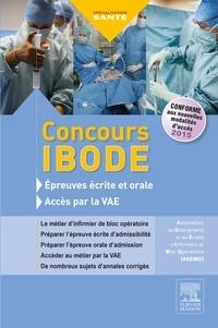 AEEIBO - Concours IBODE - Epreuves écrites et orale et accès par la VAE.