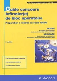 Goodtastepolice.fr Guide concours infirmier(e) de bloc opératoire - Préparation à l'entrée en école IBODE Image