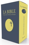 AELF - La Bible - Traduction officielle liturgique, édition reliée souple.