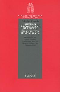 Aelred de Rievaulx - Sermons - La collection de Reading (sermons 85 à 182).