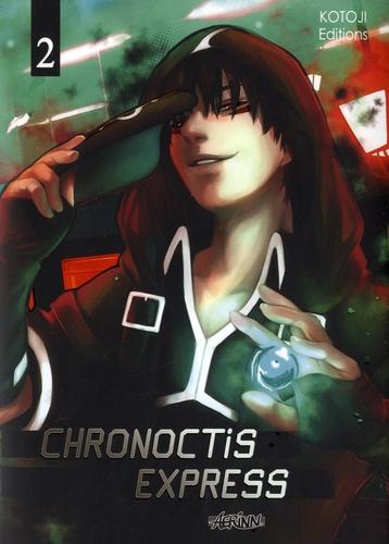 Aerinn - Chronoctis express Tome 2 : .