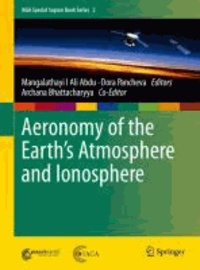 Dora Pancheva - Aeronomy of the Earth's Atmosphere and Ionosphere.