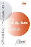 Paul Quénet et Jean-Claude Rouanet - Administration et Education N° 141, Mars 2014 : Les entreprises et l'école.