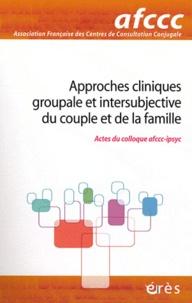 Histoiresdenlire.be Approches cliniques groupale et intersubjective du couple et de la famille Image