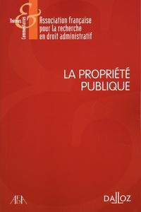 AFDA - La propriété publique.