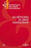 AFDA - Les méthodes en droit administratif.