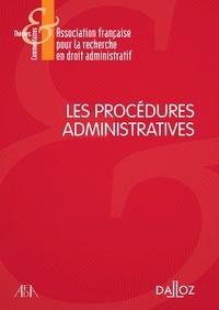 Les procédures administratives -  AFDA |