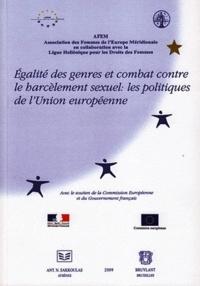 Histoiresdenlire.be Egalité des genres et combat contre le harcèlement sexuel : les politiques de l'Union européenne Image