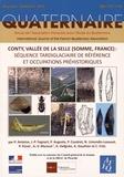 Pierre Antoine - Quaternaire Hors-série N° 5/2012 : Conty, vallée de la Selle (Somme, France) : séquence tardiglaciaire de référence et occupations préhistoriques.