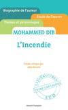 Afifa Bererhi - L'incendie, Mohammed Dib : étude critique.
