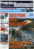 AFIM - Production Maintenance N° 9, Juin 2005 : Gestion des déchets - Prenons-nous en main !.